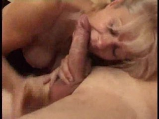 A little afternoo delight for the mature blonde