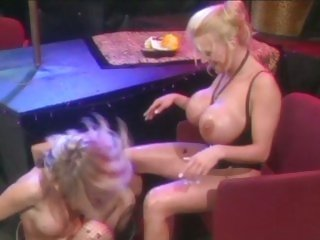 Sindee Coxx torments this big titted tart