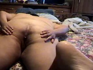 bbw cum on ass and pussy