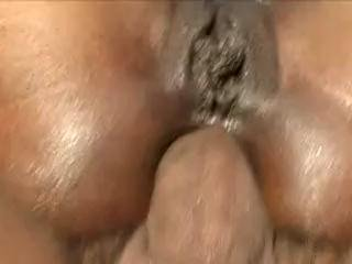 Jada Fire ebony hardcore