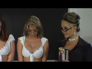 Naughty Schoolgirls get punished