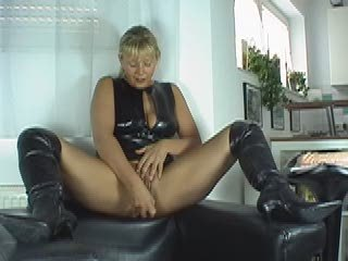 Dirty Talk in Black Boots