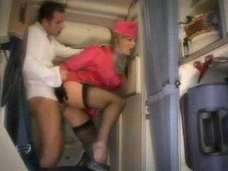 Tarra White on a Plane