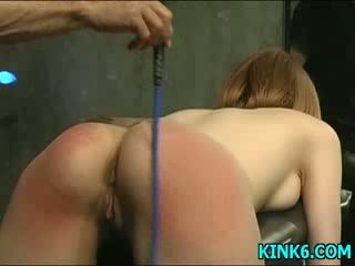 Punish a hot slave girl