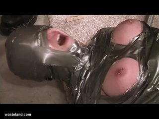 Wasteland Original BDSM: Encased and Fucked!