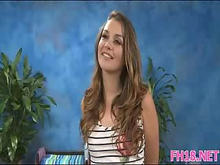 Hot 18 year old pretty gets fucked hard