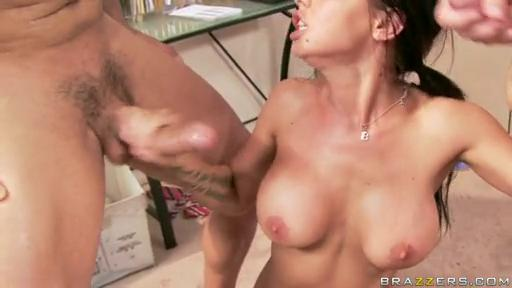 Fuck slut Brandy aniston acquires double dipped