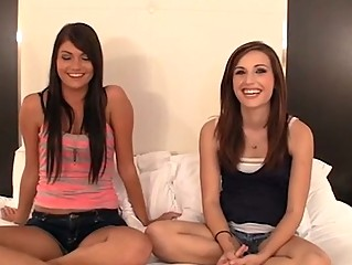 Cassi And Maggie Hot Threesome