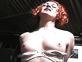 Slavemaster Savage abuses and dominates bazookas and muff