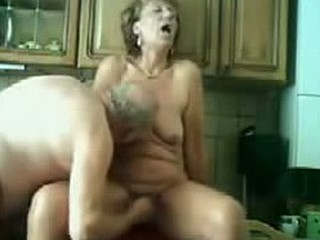 Old couple still like to have loads of fun in their sex life which you can see in this private porn movie. She gets licked and fucked in her old pussy while he pleasures his old cock.