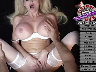 If only your school infirmary had a nurse like Taylor Wane
