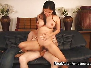 Asian whore fucked hard
