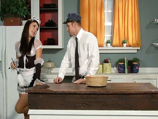 Nothing better than banging the maid
